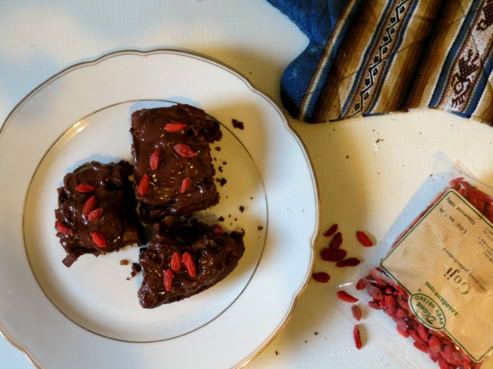 Vegan als Student : Brownie Session
