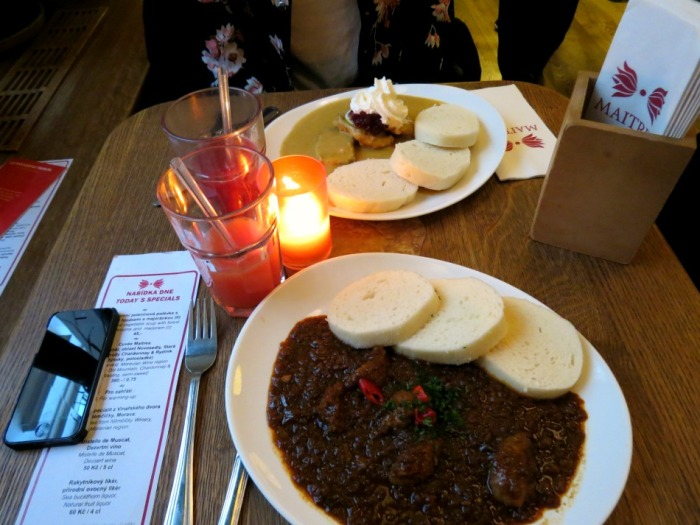 Top 3 Vegan Hot Spots in Prague