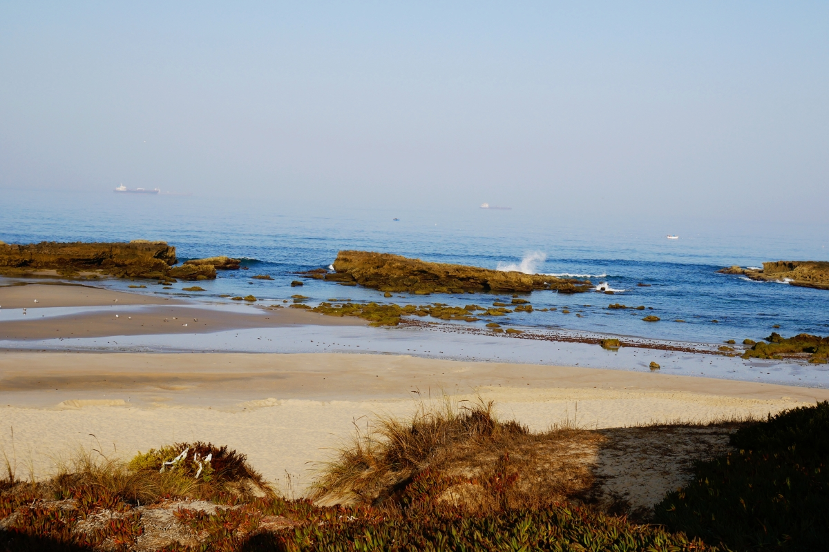 Top 5 favorite Wildcamping Places in Portugal ( southern of Lisbon) - Praia 1
