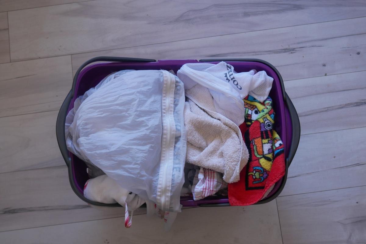 Kleine Wäschekunde